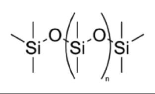 silicone-structure